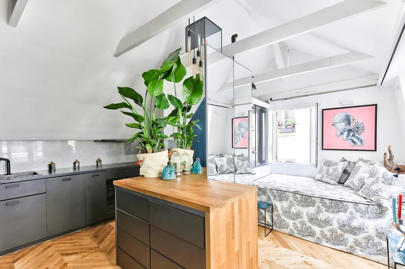 Appartement, 24,32 m²