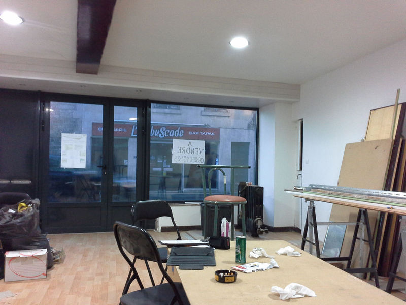 Immeuble, 119 m²