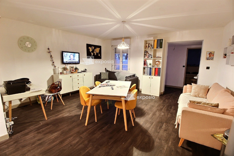 Appartement, 69,59 m²