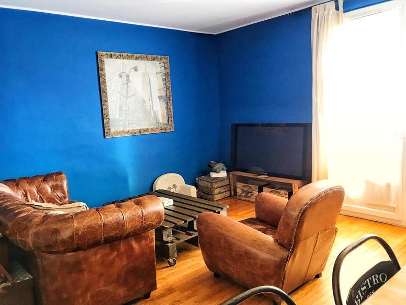 Appartement, 57,85 m²