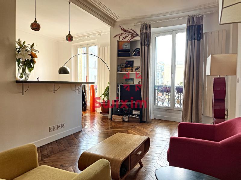 Appartement, 58,25 m²