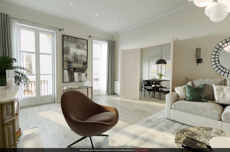 aménagement d'appartement virtuel