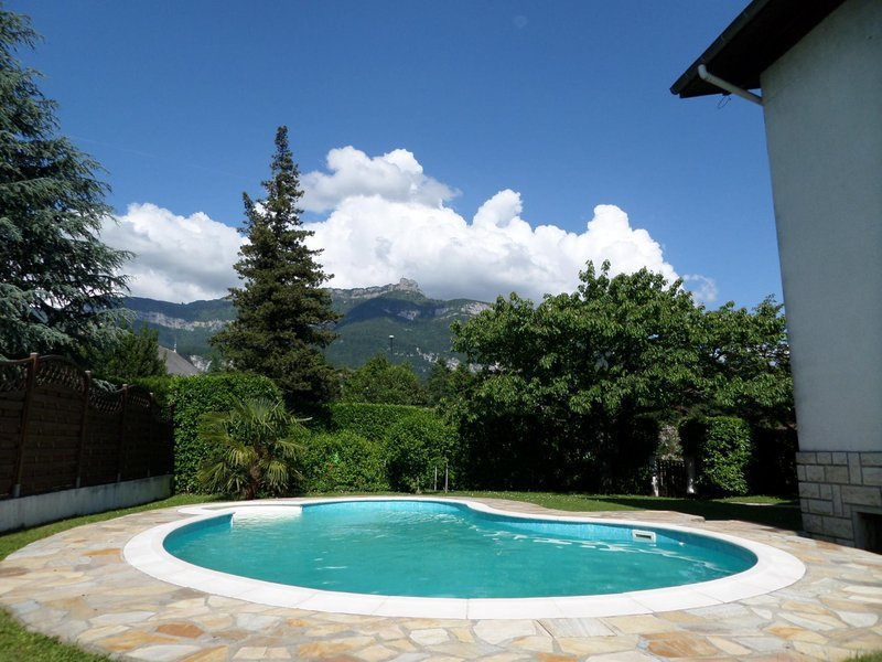 Appartement rez jardin chambery parking - immoSelection
