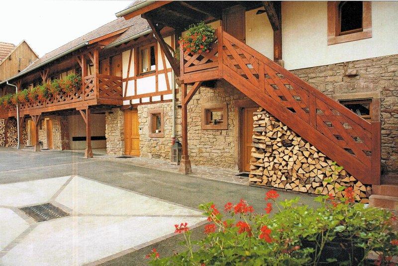 Immeuble, 744 m²