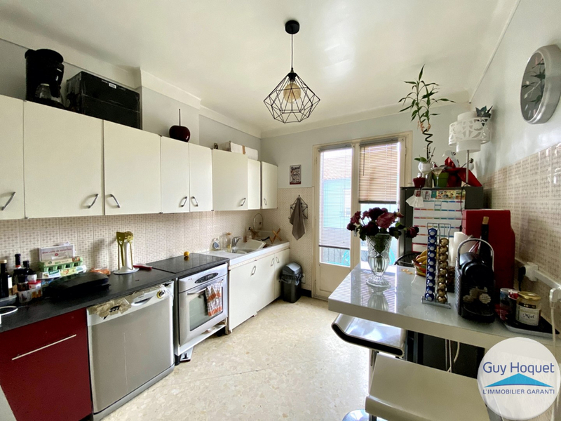 Appartement, 96,37 m²