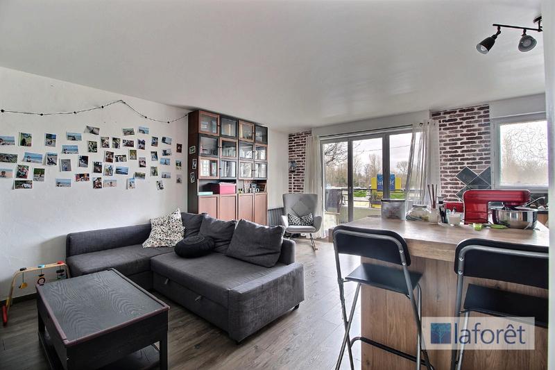 Appartement, 58,76 m²
