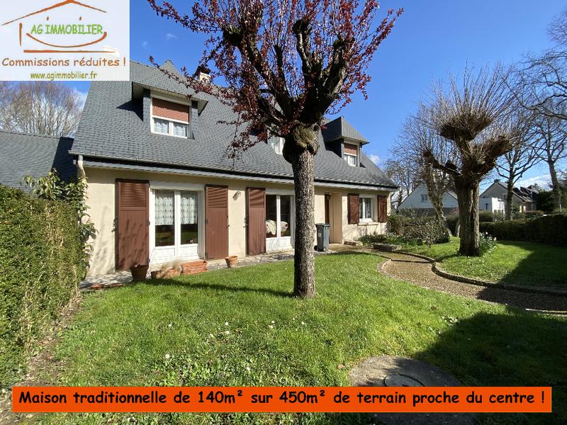 Maison, 142,8 m²