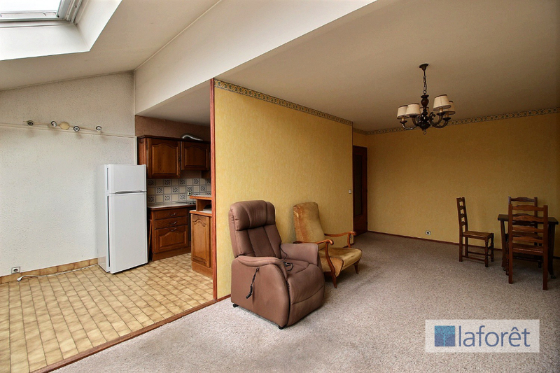 Appartement, 58,15 m²