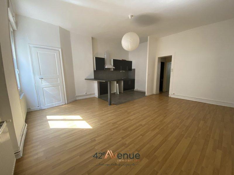Appartement, 61,4 m²
