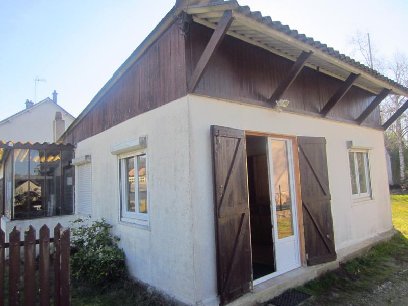 Maison, 34,82 m²