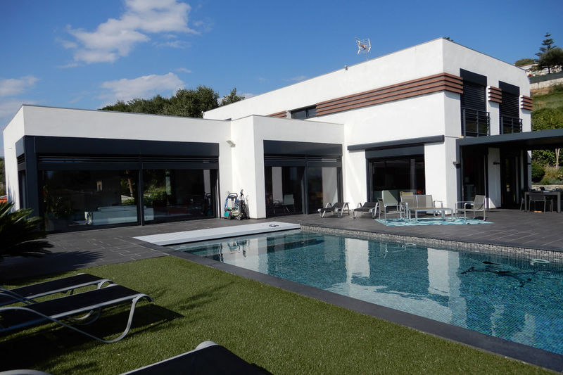 Maison californienne cagnes mer - immoSelection