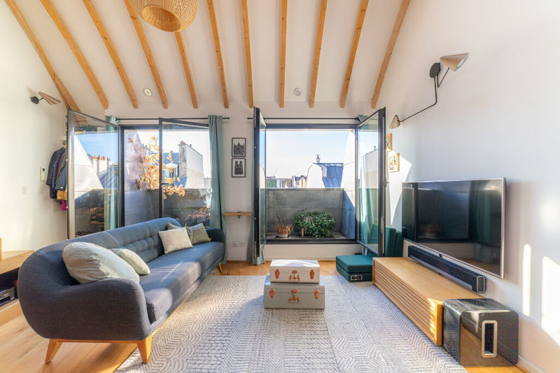 Appartement, 52,5 m²