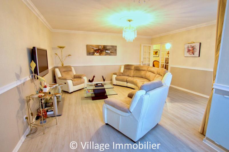 Appartement, 91,3 m²