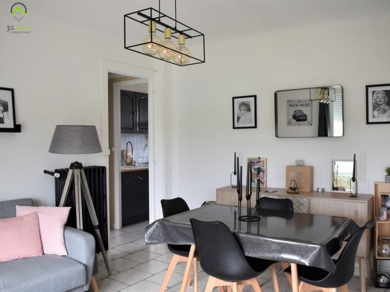 Appartement, 46,46 m²