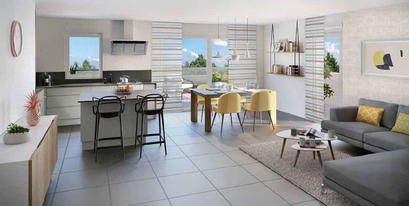 Appartement, 84,6 m²