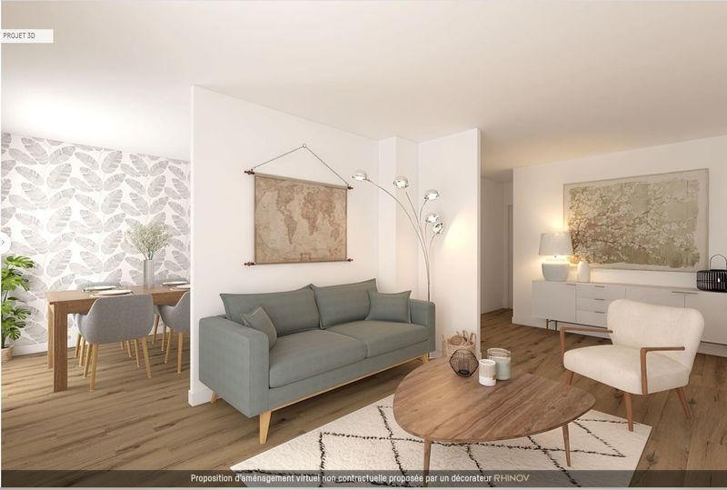 Appartement, 124,48 m²
