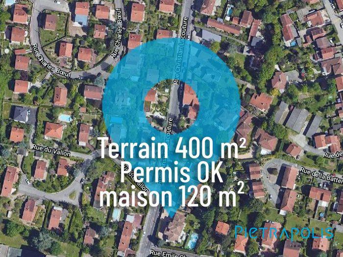 Terrain, 402 m²