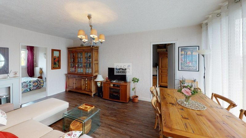 Appartement, 61,89 m²