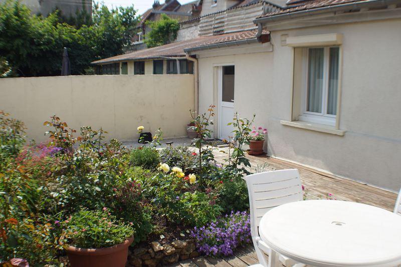 Sotteville Rouen Maison Jardin Plantes Immoselection