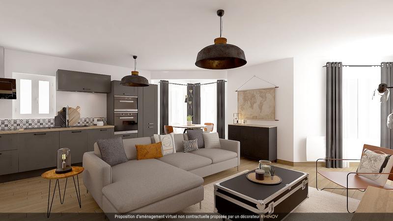 Appartement, 84,04 m²