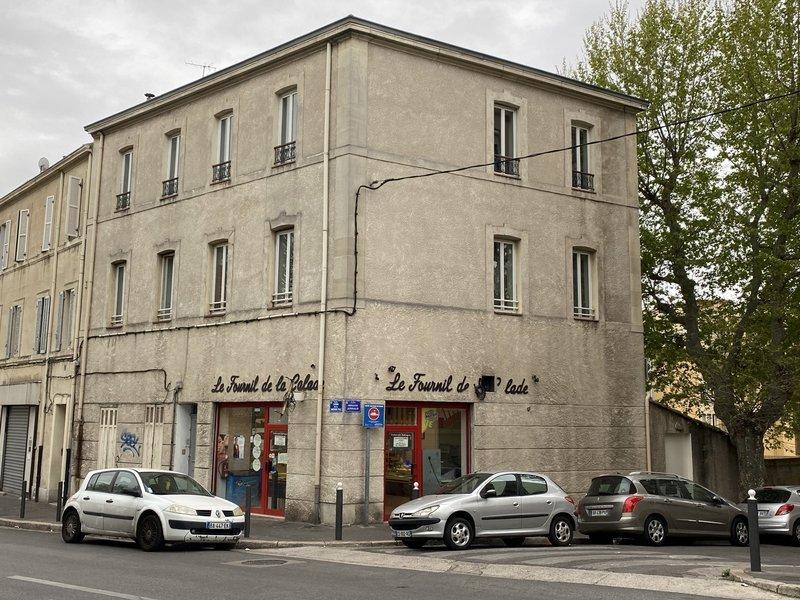 Immeuble, 380 m²