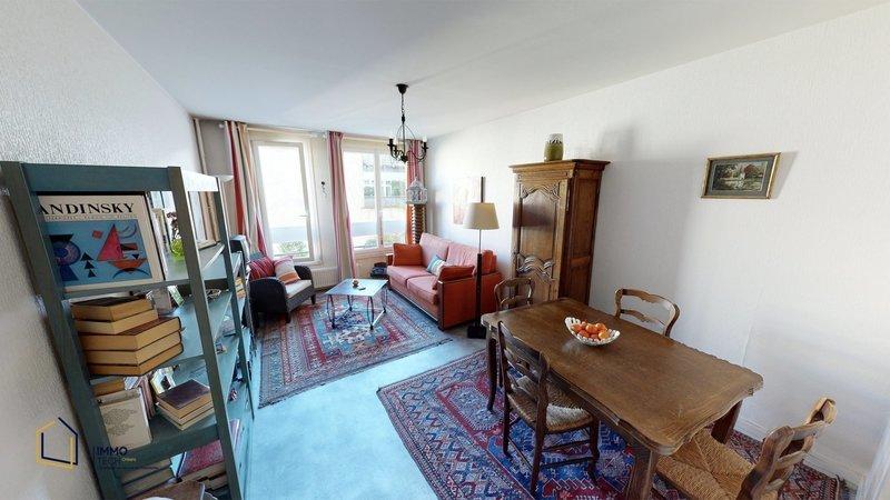 Appartement, 52,86 m²
