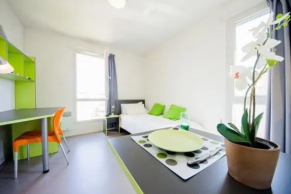 Appartement, 16,22 m²