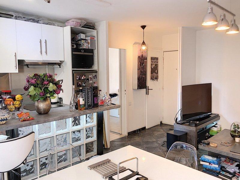 Appartement, 36,8 m²