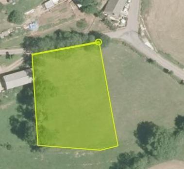 Terrain, 2 080 m²
