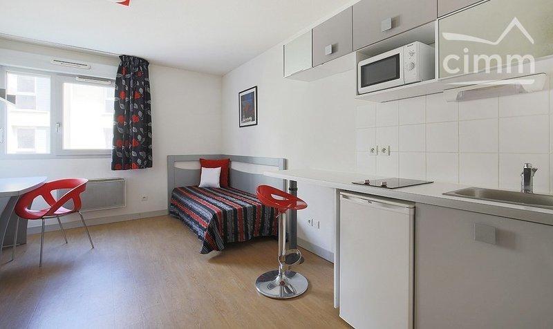 Appartement, 18,5 m²