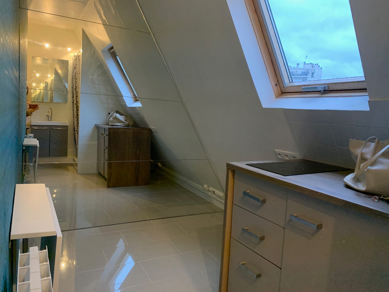 Appartement, 9,06 m²
