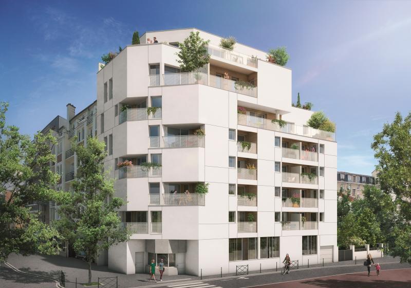 Appartement, 83,99 m²