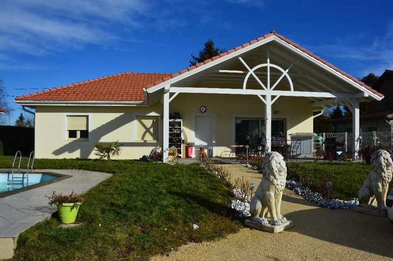 Villa  Pieces  M Saint Etienne De Saint Geoirs