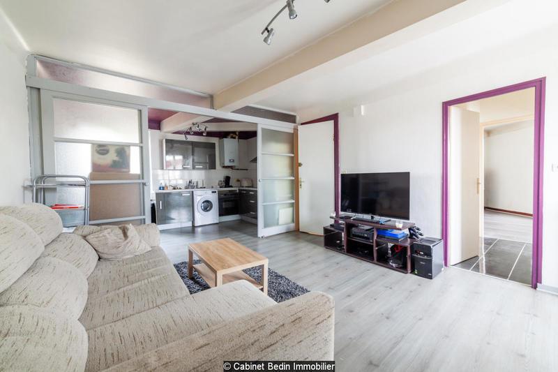Appartement, 60,7 m²