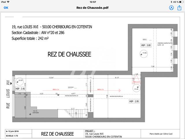Immeuble, 460 m²