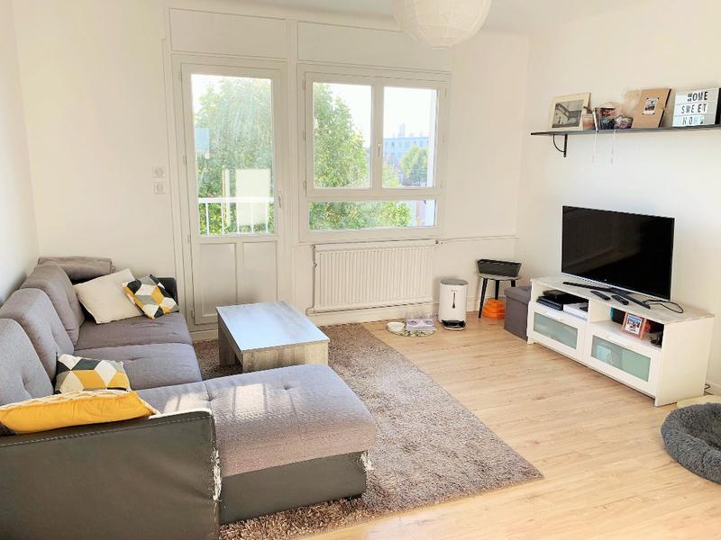 Appartement, 56,82 m²