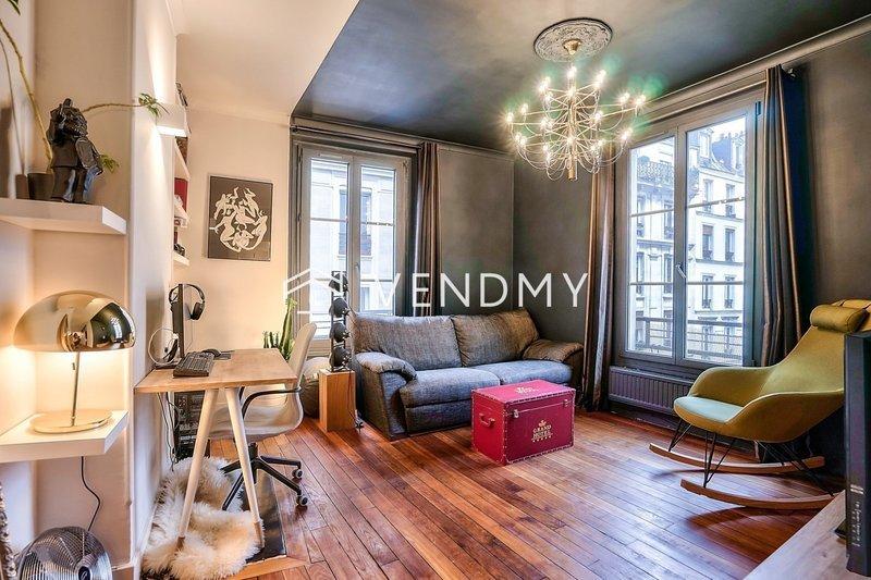 Appartement, 44,75 m²