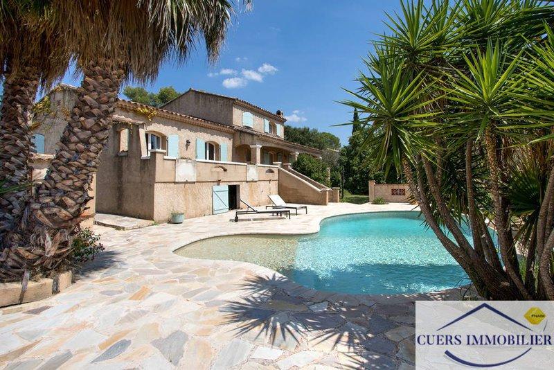 Villa Hyeres Var Piscine Immoselection