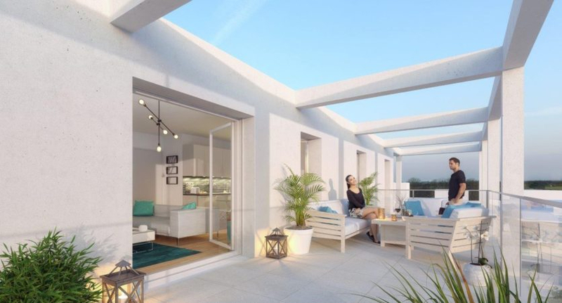 Appartement, 45,46 m²