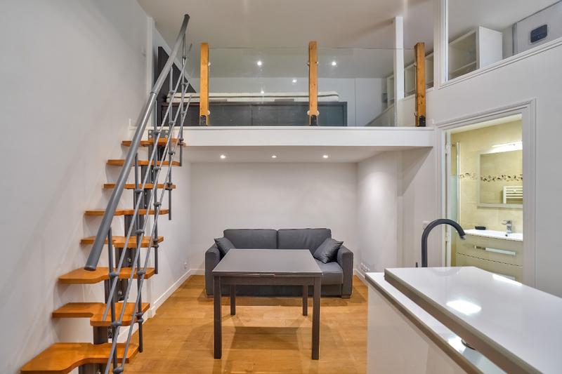Appartement, 18,8 m²