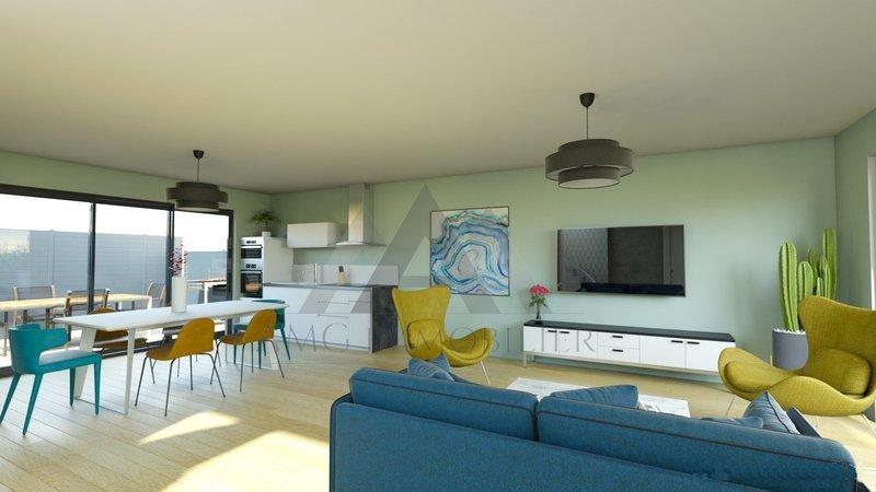 Maison, 133,8 m²