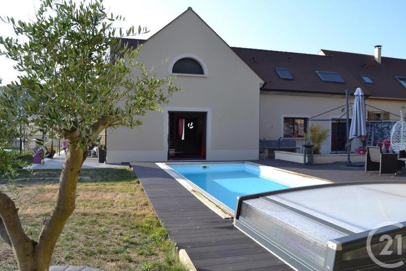Maison baie vitree moderne piscine - immoSelection