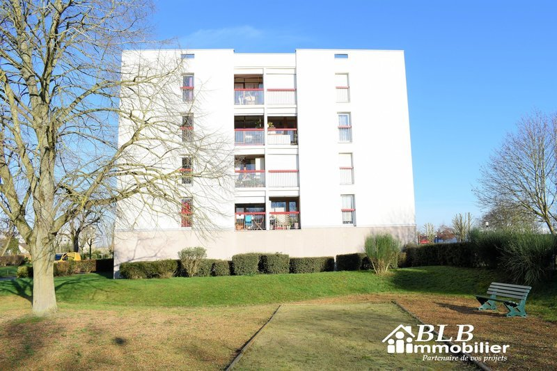Appartement, 52,28 m²