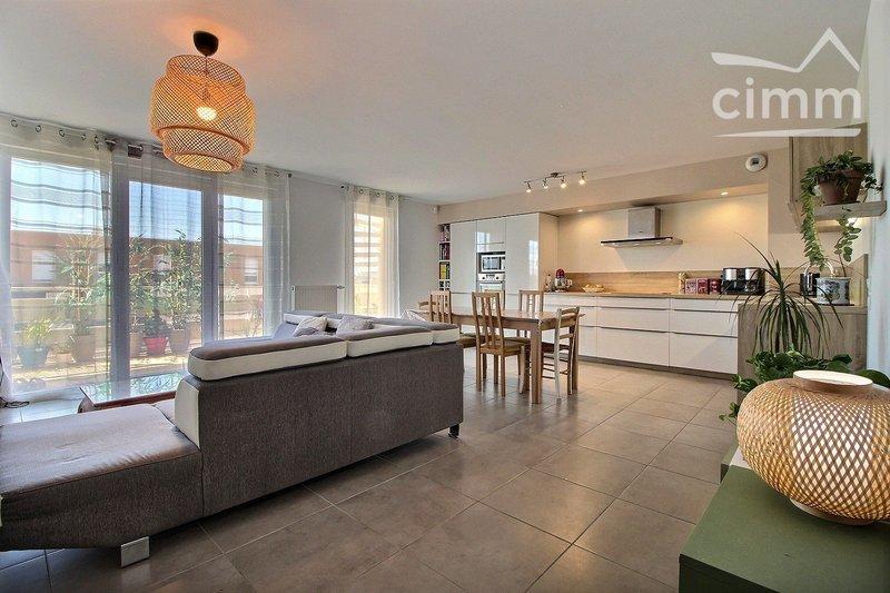 Appartement, 107,8 m²