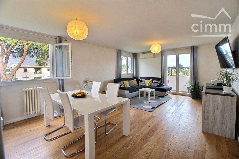 Appartement, 90,6 m²