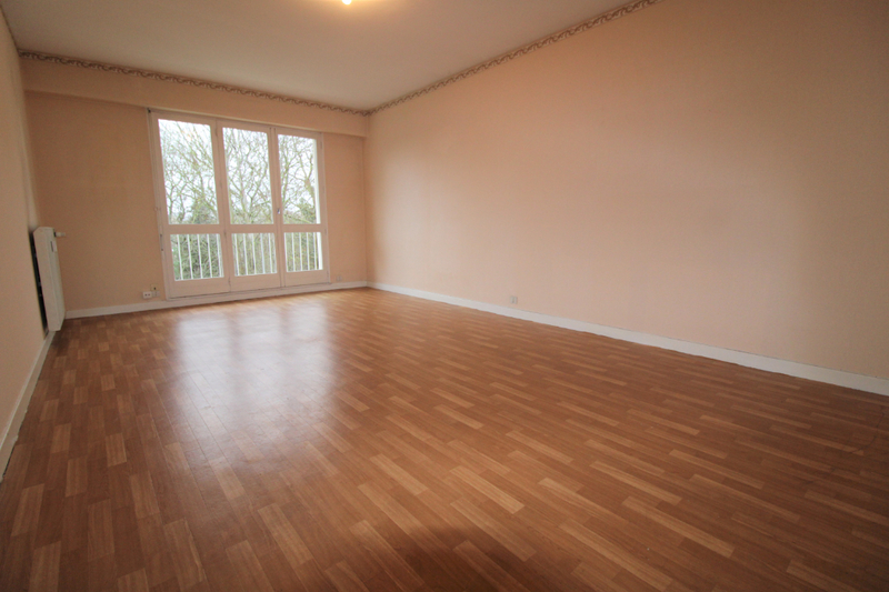 Appartement, 57,36 m²