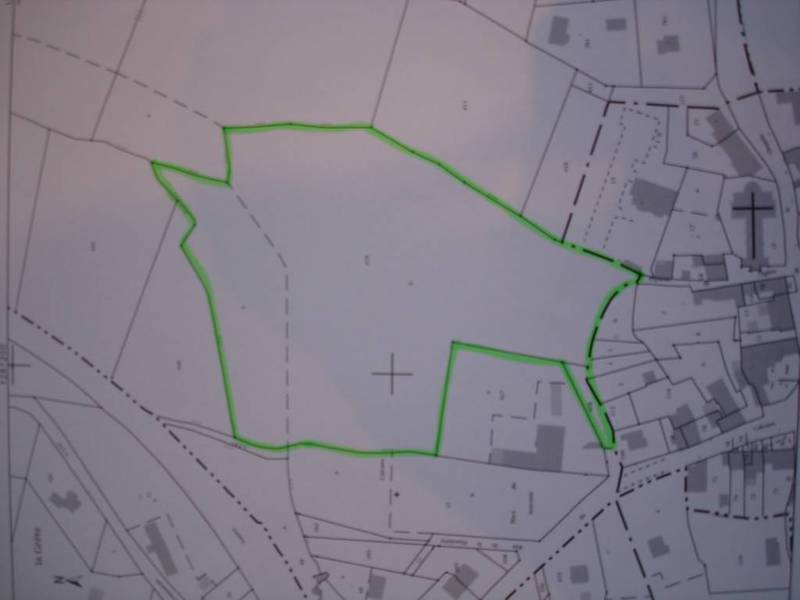 Terrain, 24 500 m²