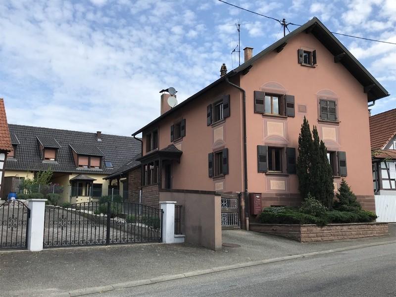 Immeuble, 307 m²