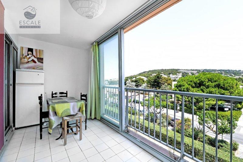 Appartement, 22,1 m²