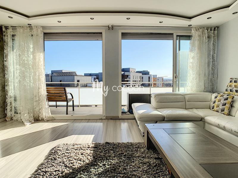 Appartement, 76,11 m²